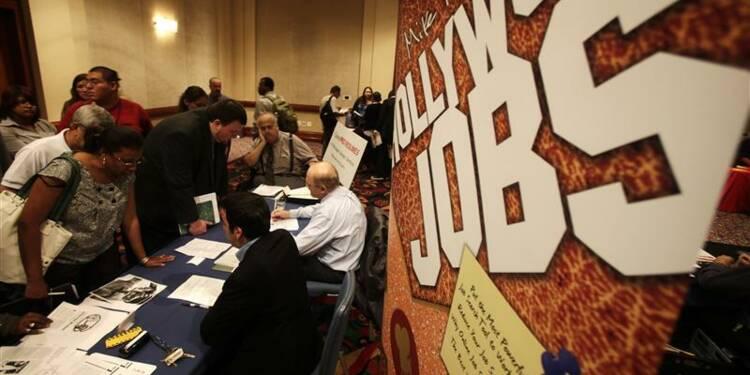 Deuxième recul de suite des inscriptions au chômage aux USA