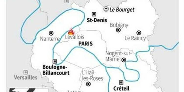 Près de 30.000 foyers privés d'électricité en région parisienne