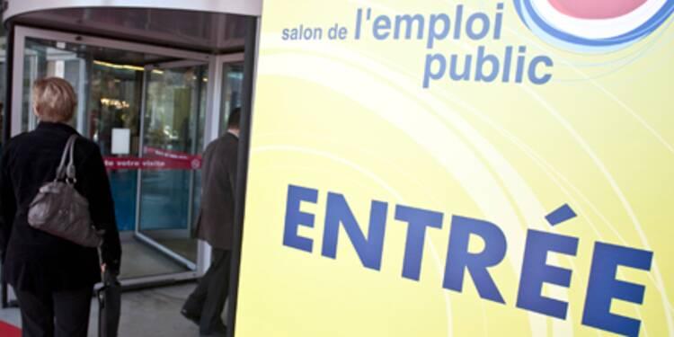 La fonction publique recrute