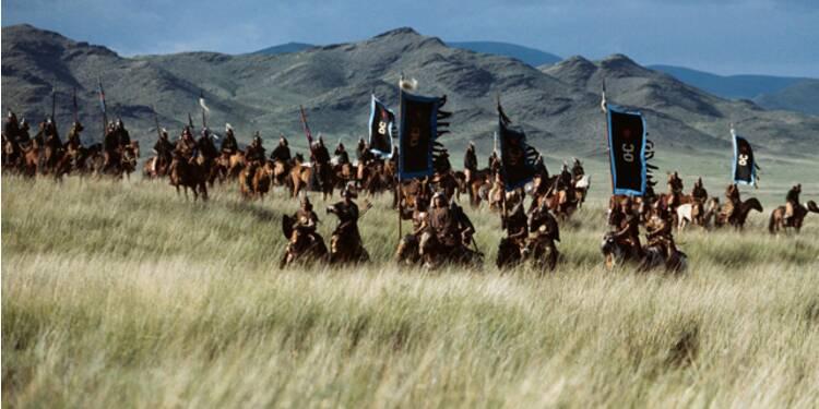L'empire mongol, de 1204 à 1368 : 30 millions de kilomètres carrés, record qui reste à battre