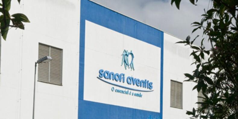 L'action Sanofi-Aventis au sommet depuis un an