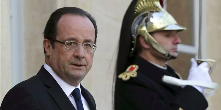 François Hollande a reçu les familles des otages du Sahel