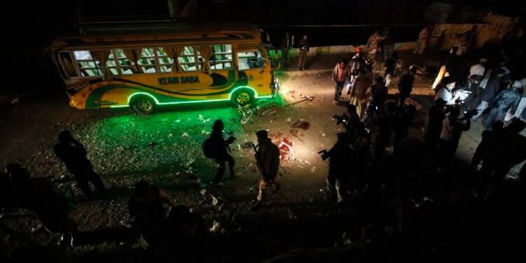 Attentat à la bombe à Karachi