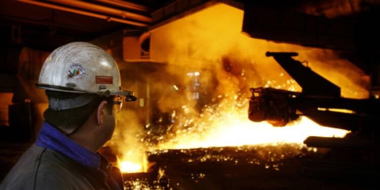 ArcelorMittal flambe en Bourse après sa levée de fonds
