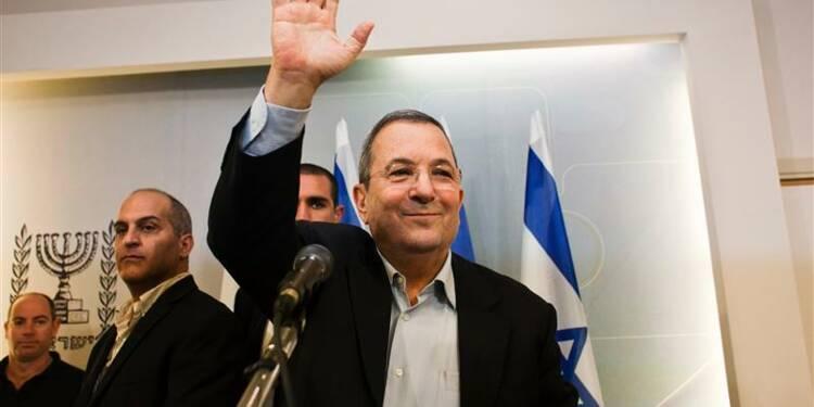 Le ministre israélien de la Défense quitte la politique
