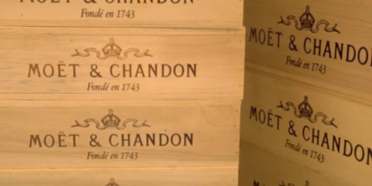 LVMH étoffe sa gamme de vins prestigieux