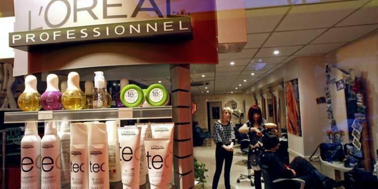 L'Oréal ouvre au Mexique sa plus grande usine de coloration