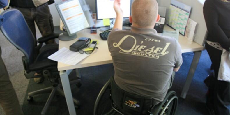 Travailleurs handicapés: un quota difficile à atteindre pour les entreprises