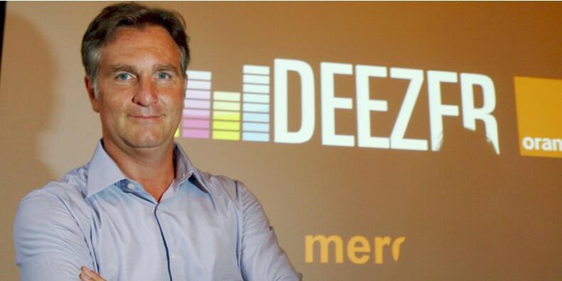 """L'interview d'Axel Dauchez, patron de deezer : """"Conduire le changement est ce qui me fait vibrer"""""""