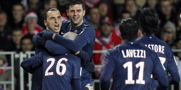 Ligue 1: le PSG, un champion d'automne serré de près