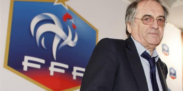 Football: Noël Le Graët réélu à la présidence de la FFF