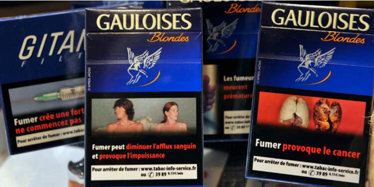 Des images choc désormais obligatoires sur les paquets de cigarettes