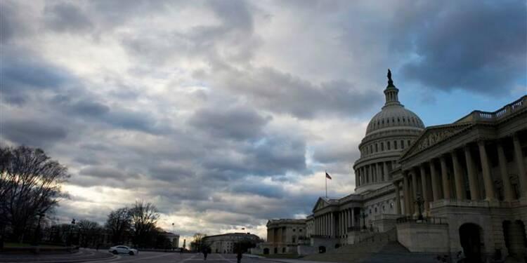 Négociations de la dernière chance sur le mur budgétaire américain