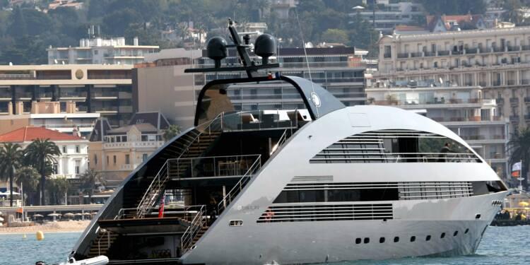 Le yacht, ultime babiole de la dolce vita