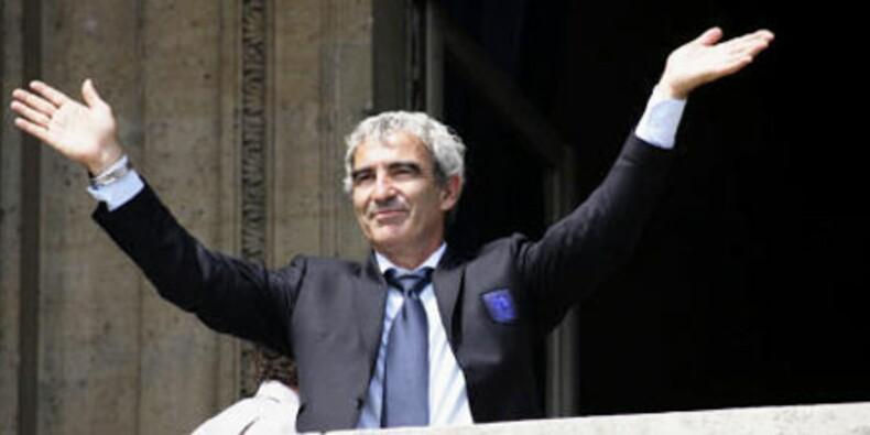 Domenech va toucher 975.000 euros de la part de la FFF