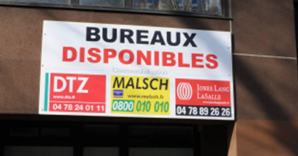 immobilier de bureau les loyers parisiens pourraient chuter de 15 en 2009. Black Bedroom Furniture Sets. Home Design Ideas