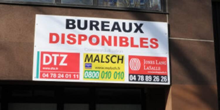 Immobilier de bureau : les loyers parisiens pourraient chuter de 15% en 2009