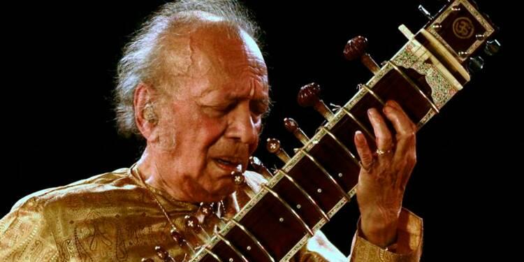 Décès du musicien indien Ravi Shankar à l'âge de 92 ans