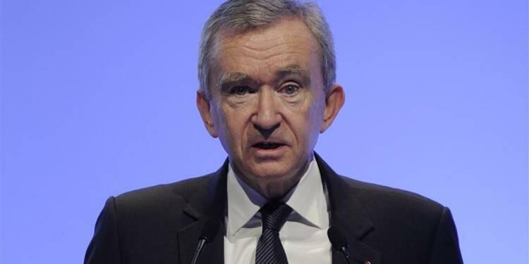 Le dossier fiscal belge d'Arnault pourrait être transmis à Paris