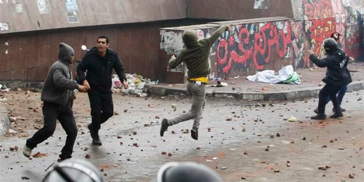 Les islamistes manifestent en Egypte pour la Constitution