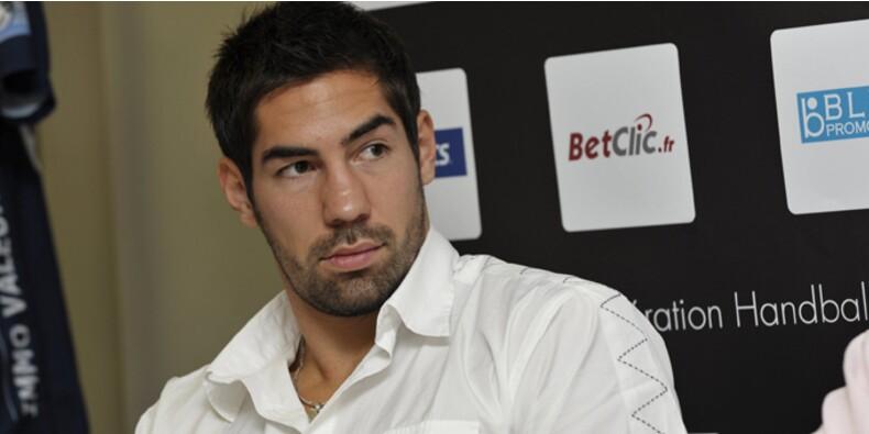 Nikola Karabatic, champion du monde de handball et du sponsoring