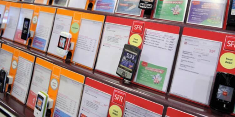 Les ventes de téléphones mobiles devraient rebondir de près de 10% en 2010