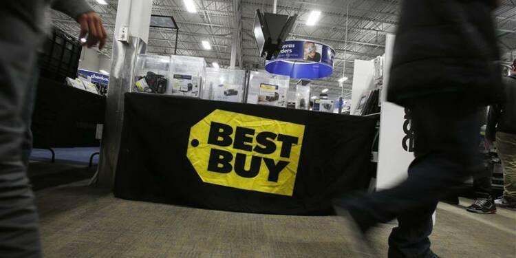 Best Buy bondit en Bourse après le rebond de ses ventes aux USA