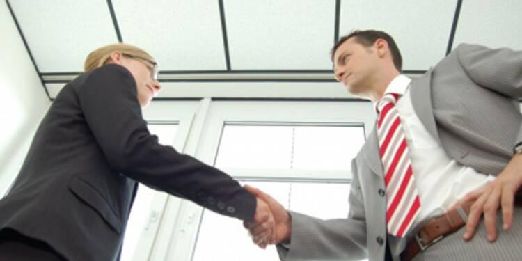 Les entreprises affectionnent les contrats aidés