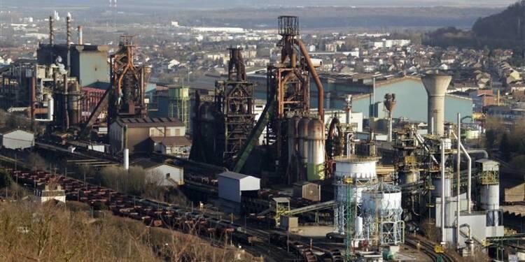 La nationalisation dans la sidérurgie est du passé, dit Sapin