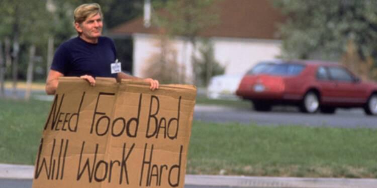 L'économie américaine a encore détruit un demi-million d'emplois en janvier