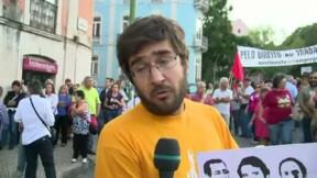 Manifestation d'envergure à Lisbonne contre l'austérité