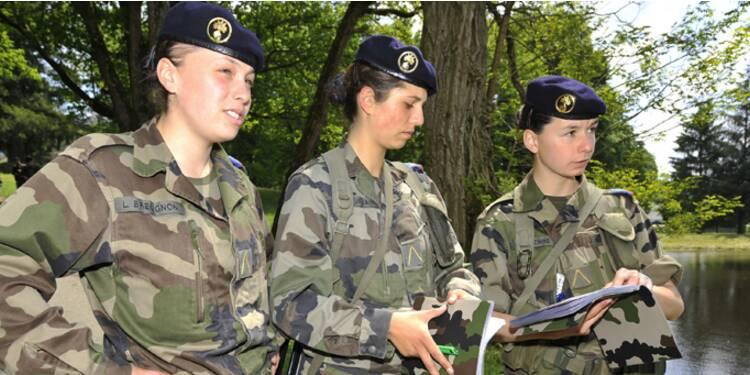 Retraite : les femmes peuvent faire valider leur... service militaire