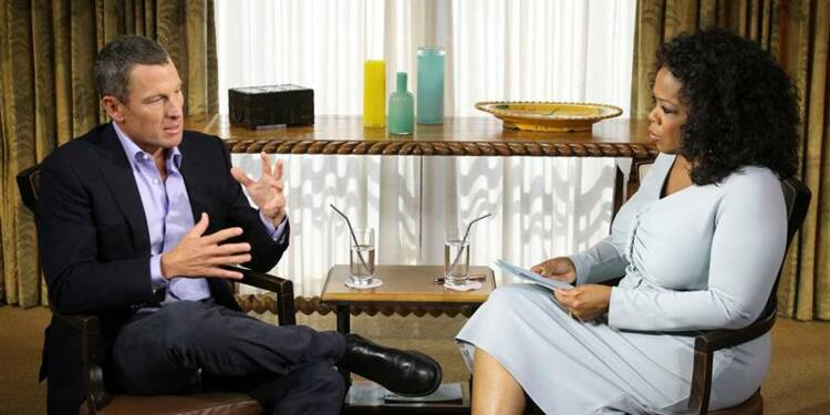 Lance Armstrong aurait avoué s'être dopé à la télévision