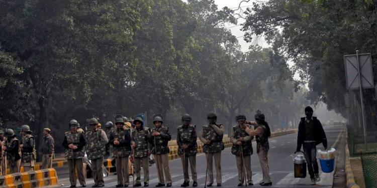 Appel au calme en Inde après le viol d'une étudiante