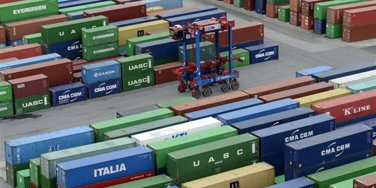 Excédent commercial plus élevé que prévu pour la zone euro