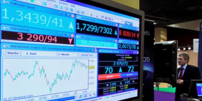 Le CAC 40 toujours en nette progression après Wall Street