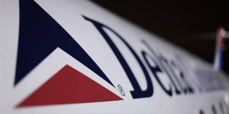 L'ouragan Sandy pèse sur les résultats de Delta Air Lines