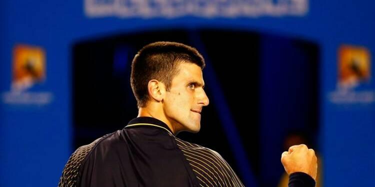 Open d'Australie: Djokovic survit à un nouveau marathon
