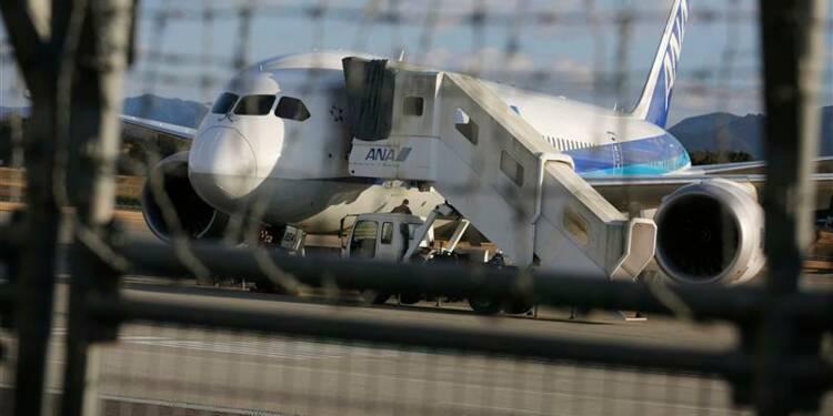 Vers un impact limité des problèmes du 787 sur ses fournisseurs