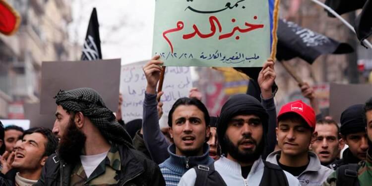 Moscou appelle Damas à dialoguer avec l'opposition syrienne