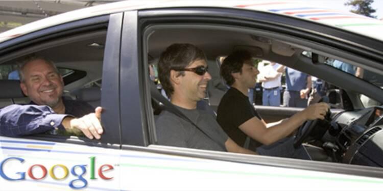 Google fait cadeau de 100 millions de dollars à son ex-patron Eric Schmidt