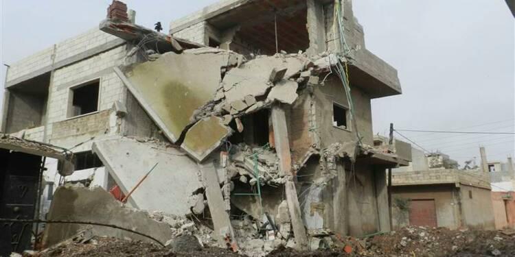 Damas exclut d'utiliser l'arme chimique