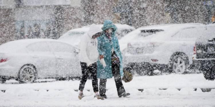Salariés coincés par la neige, vos droits en 10 questions-réponses