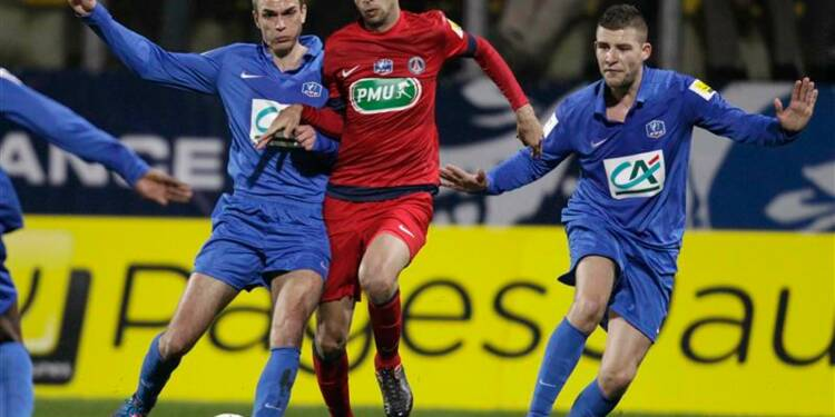 Coupe de France: Rennes tombe à Lens