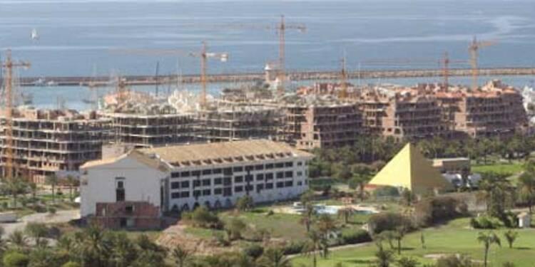Les ventes de logements continuent de s'effondrer en Espagne