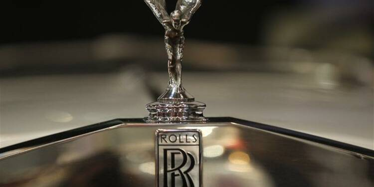 Record de ventes pour Rolls Royce en 2012 mais faible croissance