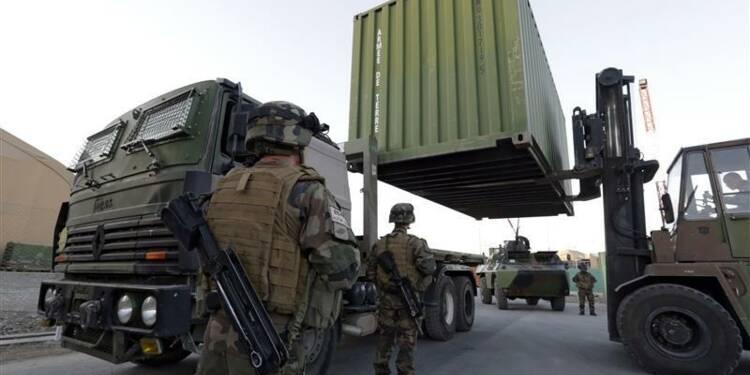 Départ des dernières forces combattantes françaises d'Afghanistan
