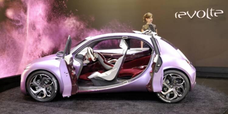 """""""Avec le renfort de la DS3, Citroën vise 10% du marché européen des citadines"""""""