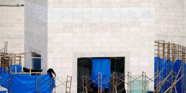 Le corps de Yasser Arafat exhumé à Ramallah