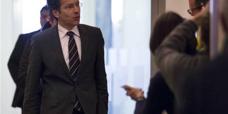 Jeroen Dijsselbloem candidat à la présidence de l'Eurogroupe